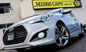 2013 Hyundai Veloster Turbo! NAV+USB/AuxIn+RearCam! ONLY $97/bi-
