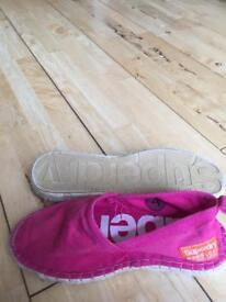 Superdry espradrille shoe