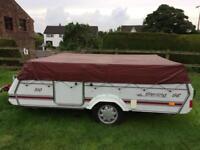 Pennine Stirling Trailer Tent