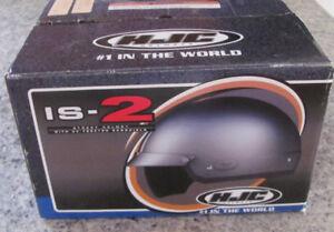 HJC IS-2 Solid Motorcycle Helmet