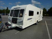 Bailey Pegasus 514 Touring Caravan