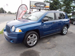 2009 Jeep Compass Rocky Mountain 4x4