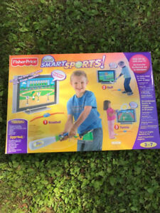 Fisher price sports games