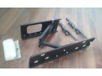 "TV TWIN ARM WALL MOUNT FOR 35"" - 70"" TV's 3255BKT"