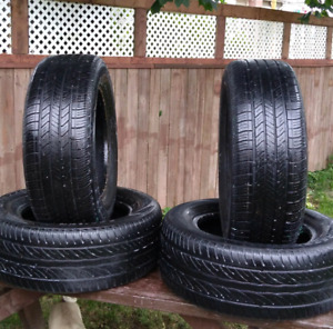 225,60,R16 set of 4 tires