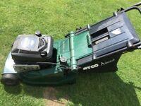 Atco Admiral rear roller petrol mower