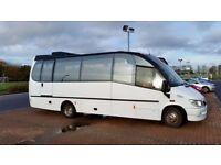 Mercedes 616 Riada 23 seat Mini - Coach