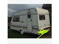 "Two berth Caravan "" Celebration ""1996 model"