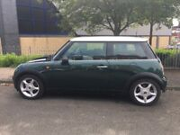 51 Plate 1.6 Mini Cooper For Sale **MOT JULY 2018**