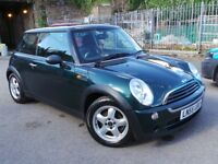 MINI Hatch 1.6 One 3dr£1,799 p/x welcome Full services history