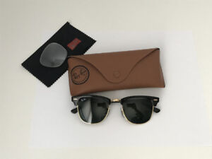 Ray-Ban RB3016 Clubmaster Sunglasses with Changeable Lens