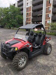 Polaris RZR 800 EPS