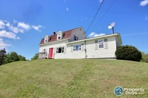 Sunnybrae - Completely renovated centry home on 18.8 ac