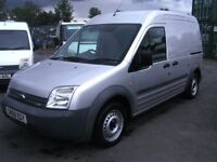 Transit lwb 230 connect full service history, new mot, twin side doors, tool boxes