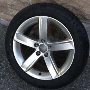 Audi Wheels + 225/50/17