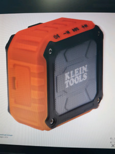 Klein wireless speaker