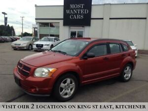 2007 Dodge Caliber SXT | 17 INCH ALLOYS | CRUISE
