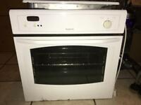 Hygena integrated gas oven and gas hob
