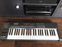 Axiom midi keyboard