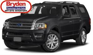 2017 Ford Expedition Ltd / 3.5L V6 / Auto / 4x4 **Full Size**