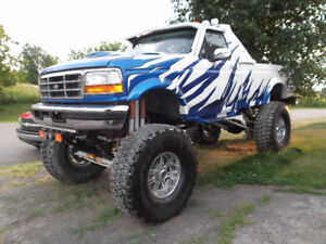 1995 Ford F-250 Camionette Bigfoot