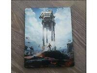 Star Wars Amazon Steelbook