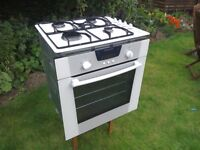 Electrolux Oven and whirlpool hob