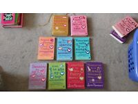 Louise Rennison Books - All bar 1 in collection - 9 in Total