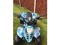 110cc quad bike with reverse and lights