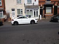 Audi TT S-Line Black Edition - Low mileage in Ibis white