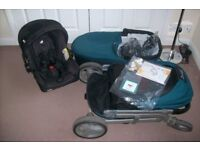 Joile Chrome 3in1 system Pushchair