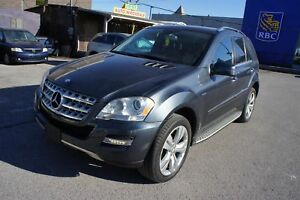 2011 Mercedes-Benz M-Class ML350 DIESEL | NAVI | LEATHER | SUNRO