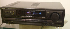 Receiver Technics  - SA EX 500