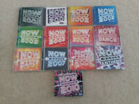 Now Dance Music CD Collection