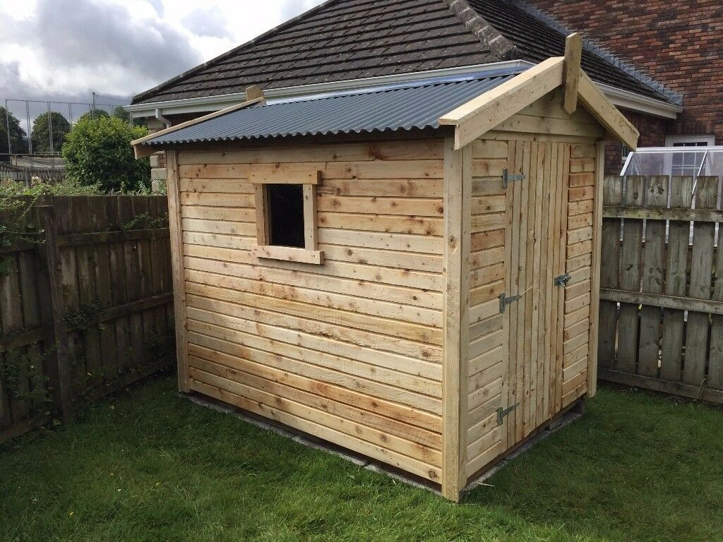 heavy duty garden sheds - Garden Sheds Gumtree