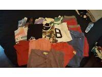 Bundle of boys River Island clothes