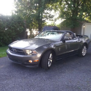2011 Ford Mustang Cabriolet