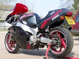 FZR 1000 EXUP ROAD/TRACK BIKE