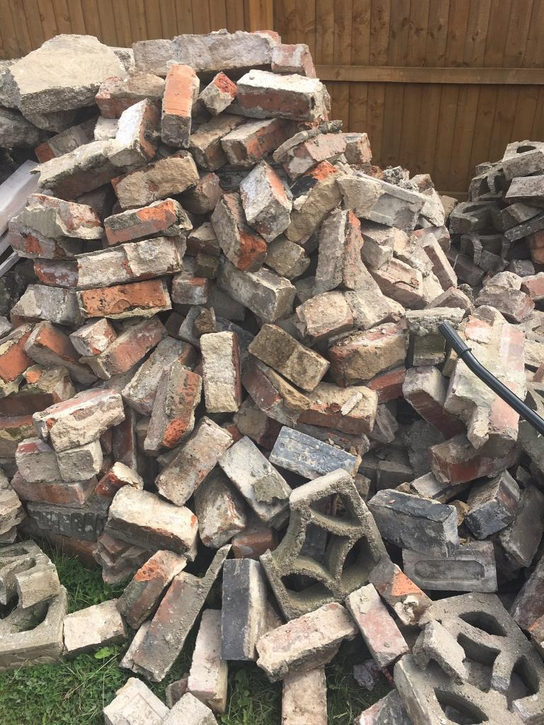Bricks all free including some blue bricks and also wall topping slabsin Langley Mill, NottinghamshireGumtree - Bricks all free including blue bricks . Blue bricks will only be given away to someone who takes a good chunk of other bricks . Also some concrete wall toppers useful for garden boarders as well