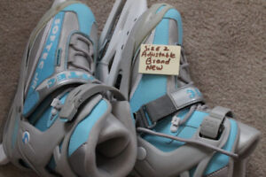 Adjustable Brand NEW, Skates :2