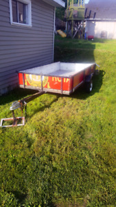 trailer for sale 4x8