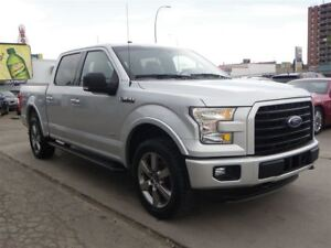 2015 Ford F-150 FX4 PKG|3.5L ECOBOOST|GPS|B.CAM|LEATHER|PANO-ROO