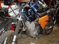 yamaha xt600 3tbk breaking for spares only