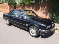 BMW E30 2,0 320i convertible