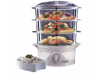 Food steamer 3 tier New