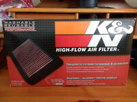 K&N K and N Air Filter for Toyota Previa and RAV4 part number 33-2843