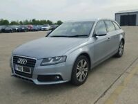 BIG VARIETY OFF PARTS AVAILABLE FOR 2010 AUDI A4 SE TFSI ENGINE GEARBOX BODY PARTS