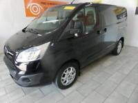 2014 Ford Transit Custom 2.2 TDCi Limited ***BUY FOR ONLY £48 PER WEEK***