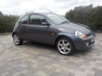 2004 Ford SportKA 1.6, Only 56,000 Miles, Long MOT and Some Service History.