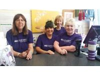 Shop Volunteer - Age Concern Central Lancashire - Bamber Bridge and Lostock Hall